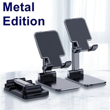 2020 Cell Phone Tablet Switch Stand Aluminum Desk Table Holder Cradle Dock Phone