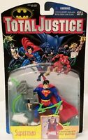 Kenner DC Comics Characters Total Justice Superhero SUPERMAN Toy Action Figure