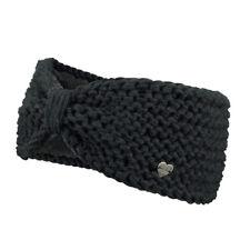 Barts Ginger Headband Stirnband Black Damen Mütze Wintermütze Schwarz