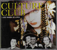 Culture Club-I Just Wanna Be Loved cd maxi single