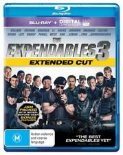 The Expendables 3 (Blu-ray, 2014) NEW