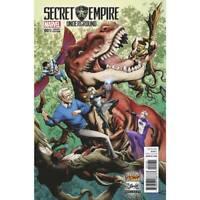 Secret Empire Underground #1 Stan Lee Box Exclusive Variant Marvel Comics 2017