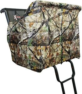 New X-Stand Treestands Two Person Ladderstand Blind Kit (STAND NOT INCLUDED)