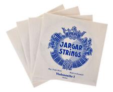 JARGAR CELLO STRING SET Full Size Chromesteel Strings Medium Tension