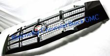 2007-2014 Cadillac Escalade ESV or EXT Black Grille with Chrome Mesh 23190289 GM