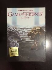 Game of Thrones: The Complete Seasons 1-7 (DVD, 2017) Free Shipping New