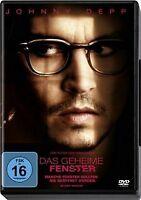 Das geheime Fenster von David Koepp | DVD | Zustand gut