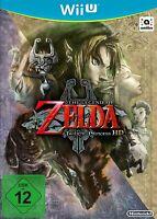 Nintendo Wii U Spiel - The Legend of Zelda: Twilight Princess HD DE/EN mit OVP