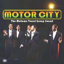 Motor City-Motown Vocal Group Sound 3-CD NEW SEALED Soul Miracles/Temptations+
