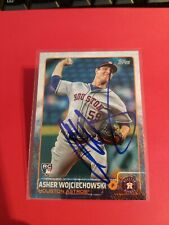 Asher Wojciechowski Topps Update Baltimore Orioles Autographed Card In person