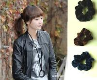 6pcs Mixed Hair Scrunchies Bobbles Hair rope Hair Bands Elastics - Accessories