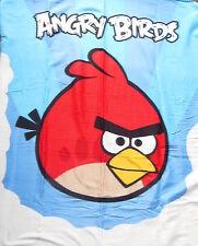 Angry Birds Cloud Fleece Throw / Blanket