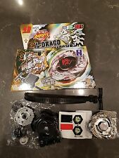 Beyblade BB121B L-DRAGO GUARDIAN S130MB With Launcher Fusion Metal Fight Top
