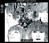 The Beatles Revolver 2017 Audiophile Master Collection 1 CD 1 DVD Case Set Music