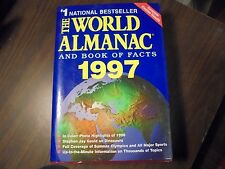 The World Almanac And The Facts of 1997  HB 1996
