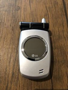 LG Mobile Phone Model: 7100 New Old Stock - Very Rare - Free Postage