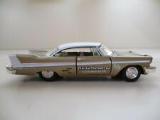 M2 MACHINES - AUTO-DRAGS - H/STOCK 1958 PLYMOUTH BELVEDERE DRAG CAR 1/64 (READ)