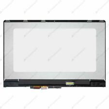 FTDLCD/® 14 LCD Pantalla T/áctil Digitalizador con Marco para Lenovo Yoga 700-14ISK 80QD
