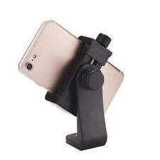 Universal Cellphone Tripod Mount Adapter Smartphone Holder Mount Clip For iPhone