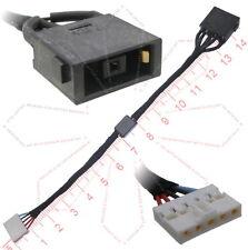 Lenovo IdeaPad 305-15IBD 80NJ Series DC Jack Power Port Socket w/ Cable Wire
