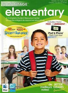 1st 2nd 3rd 4th 5th Grade School Student Resource Center PC Windows 7 8 10 MAC