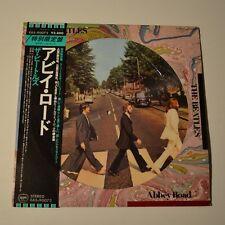 THE BEATLES - Abbey road - 1979 JAPAN LTD. EDITION LP PICTURE DISC