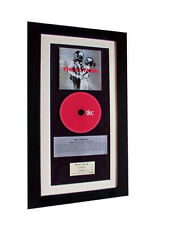 BLUR Think Tank CLASSIC CD Album GALLERY QUALITY FRAMED+EXPRESS GLOBAL SHIPPING