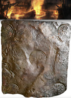 SHIPWRECK INGOT NICOBAR FLEET DATED 1750 PIRATE GOLD COINS TREASURE MONEY PLATE