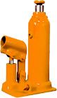 2 Ton Hydraulic Bottle Jack Welded Te Tools Tl3202