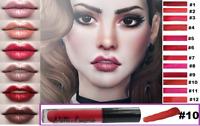 NYX Lingerie Matte Liquid Lipstick Waterproof Lip Gloss ** UK Seller **