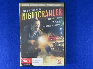 Nightcrawler - DVD - Free Postage !!