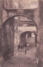 SAN REMO - Porta San Giuseppe