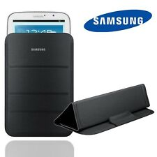 """GENUINE Samsung Galaxy Tablet 8"""" Slim Universal Stand Pouch Cover Carrying Case"""