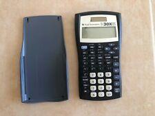 Texas Instruments Ti-30x Iis Solar Scientific Calculator Ti30Xiis * With Case