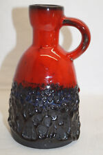 Jopeko Keramik-pottery vase 903-18 70er Jahre Design höhe 18,5cm
