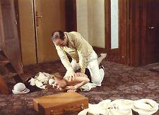ROMY SCHNEIDER MICHEL PICCOLI LE TRIO INFERNAL 1974 PHOTO ORIGINAL #6