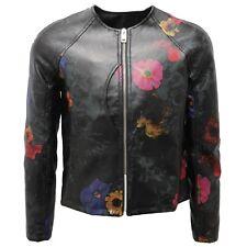 5976AC giubbotto bimba GIRL DIESEL eco-leather jacket kids