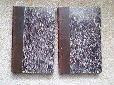 CHANTS  POPULAIRES DES SERVIENS BY ELISE VOIART 2 VOLUMES 1834
