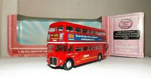 EFE 31902 ARRIVA LONDON RML CLASS ROUTEMASTER D/D BUS 4MM 1:76 SCALE