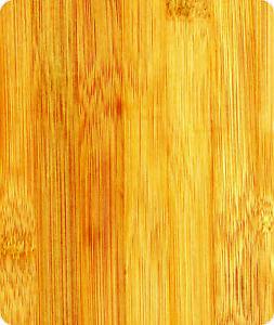 Bamboo #01 Wood Grain Anti-Slip Mouse Pad Rubber Cushion