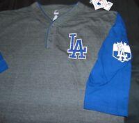 Big & Tall Mens LA Los Angeles Dodgers Jersey Licensed - Sizes 2x 3x, 4x, 5x, 6x