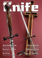 Australian Knife Magazine - Issue 9, November 2019
