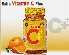 EXTRA VITAMIN C 2000mg BOOST UP ANTIOXIDANT HEALTH & IMMUNE SYSTEM 30CAPSULES.