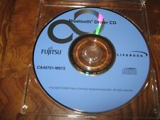 Fujitsu LifeBook Bluetooth Driver CD