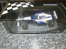 Minichamps 18th Williams 1996 DAMON HILL CAMPIONE DEL MONDO 1996