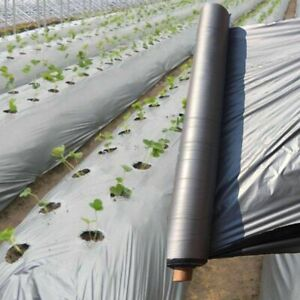 Plastic Film Garden Greenhouse Reflective Agricultural Films Type Weed Controls