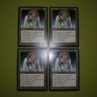 Aegis of the Meek x4 Ice Age 4x Playset Magic the Gathering MTG