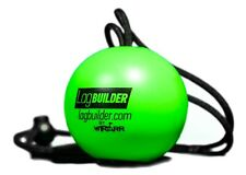 LagBuilder - Distance Building Golf Swing Trainer - Tennis Ball Drill
