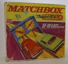 Repro box MATCHBOX superfast sf-18 Lap Counter