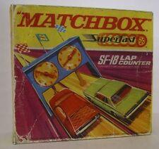 Repro Box Matchbox Superfast SF-18 Lap Counter